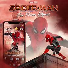 Spider-Man: Far From Home Themes & Live ...