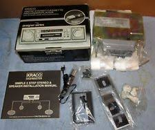 old kraco radio wiring electrical work wiring diagram \u2022 Kraco Car Stereo Wiring kraco vintage car and truck parts ebay rh ebay com kraco car mats kraco car stereo wiring