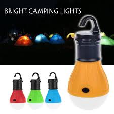 New Fishing Camping Light Lamp Led Hanging Bulb Tent Lantern Outdoor