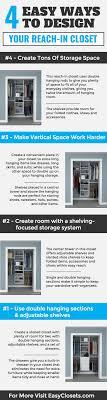 reach in closet design. Design Your Dream Space Reach In Closet