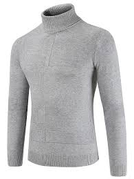 Mens Sweater Light Gray L Cardigans & Jumpers Sale, Price ...
