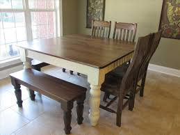 round kitchen table with bench 28 images dining room