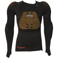 Forcefield Size Chart Forcefield Body Armour Pro Shirt X V 2
