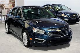 2015 Chevrolet Cruze LTZ: New York 2014 Photo Gallery - Autoblog