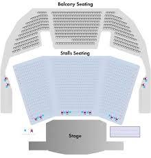 Seating Plan York Barbican