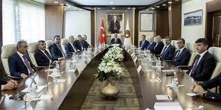 HSK'da Daire Başkan ve üyeleri belli oldu