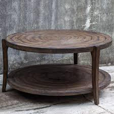 coffee table 60 inch rustic round table cozy home design with regard to rustic round coffee