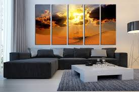 5 piece canvas photography living room wall decor landscape large pictures desert artwork on guitar canvas wall art red with 5 piece wall decor landscape canvas print desert huge canvas art