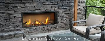 l1 outdoor valor fireplace
