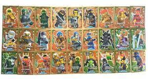 Alle 27 limitierte Karten der LEGO Ninjago Serie 6 - Die Insel und wo sie  zu finden sind ? - YouTube