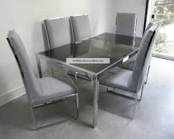 dining table with chairs ebay. simple grey dining room chairs with ebay compact gray table 6