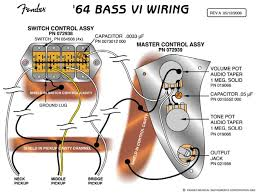 re wire ideas for fender bass vi 64 bass vi reissue wiring diagram jpg