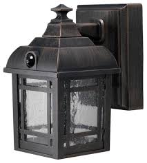 fulcrum wireless led craftsmanstyle porch light bronze mission style porch light h76 style