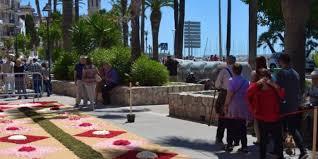 corpus christi flower carpet festival sitges 2017