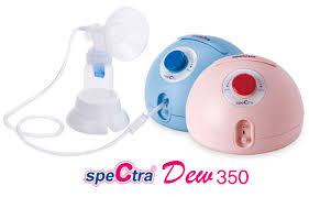 máy hút sữa spectra dew 350 điện đôi