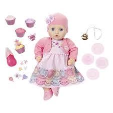 <b>Кукла Zapf Creation Baby</b> Annabell Праздничная 43 см 700-600 ...