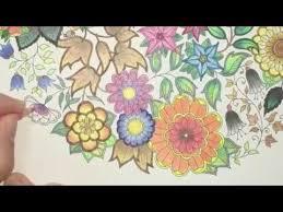 secret garden coloring book page 4 you
