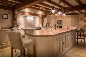 barn conversion kitchen designs. nottinghamshire barn conversion - kitchen by hill farm designs