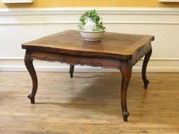 antique oak french country dining table