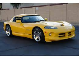 2001 Dodge Viper for Sale | ClassicCars.com | CC-1050183