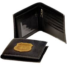 imported black pure italian leather men wallet