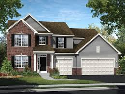 ... Westbury Floor Plan In Bartlett Pointe West CalAtlantic Homes With Il  And Image 1940 1456 Jpg ...