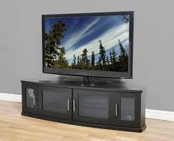 corner piece of furniture. Newport 62 Black TV Stand With Silver Handles Corner Piece Of Furniture