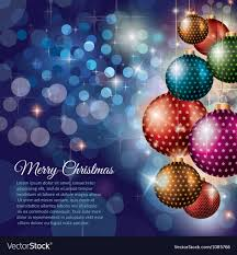 Christmas Backgrounds For Flyers Merry Christmas Flyer With Glitter Background