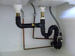 kitchen drain pipe installing kitchen sink drain pipes ehow