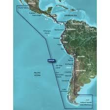 Garmin Bluechart G2 Charts Garmin Bluechart G2 Vision Hd South America West Vsa002r