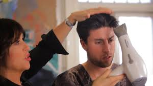 how to style short hair men s