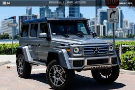 Mercedes g63 wagon on 22. Used 2018 Mercedes Benz G Class G 550 Squared For Sale 200 000 Brickell Luxury Motors Stock L2913a