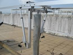 eco worthy dual axis solar complete tracking system with mounting kits do more efficiency solar tracker stand co uk garden outdoors