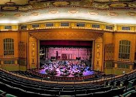 Pasadena Civic Auditorium Seating Chart Los Angeles Theatres Pasadena Civic Auditorium