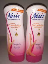 nair hair removal creams sprays for