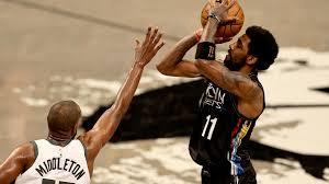 Bucks @ Nets (Spiel 2) Live Stream | Gratismonat Starten
