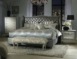 decoration: Hollywood Swank Queen Bedroom Set. Hollywood Swank ...