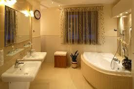 master bathroom floor plans corner tub. Bathroom:Bright Master Bathroom With Gray And White Shades Also Big Frameless Bath Mirror Alluring Floor Plans Corner Tub