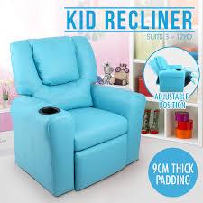 kid lounge furniture. Image Is Loading Luxury-Kids-Recliner-Sofa-Children-Lounge-Chair-Padded- Kid Lounge Furniture