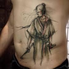 тату самурай 100 лучших идей на фото значение эскизы