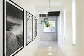 track lighting for artwork. Track Lighting For Artwork Hallway Wall Decor Hall Modern With Gallery .