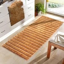 bath mat runner extra long non slip bathroom kitchen rug washable shower bath rug runner