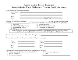 Health Form Template Consent Medical History – Weddinghq