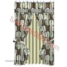 matching shower and window curtains curtain with valance bathroom