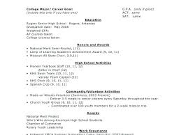 Resume Template For Mba Application Application Resume Template Gorgeous Mba Application Resume