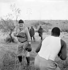 ernest hemingway boxing in africa ur ernest hemingway boxing in africa