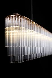linear chandelier contemporary lighting s