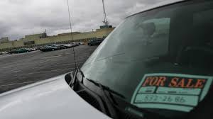 For Sale Sign On Car Arleta Lawmaker Pushes To Ban For Sale Signs On Parked Cars Cbs