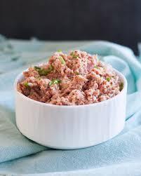 Turkey Ham Leftover Recipes Homemade Deviled Ham Leftovers Recipe Goodie Godmother A
