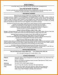 Food Processing Resume Core Competencies Templates Network Engineer